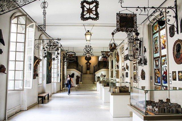 מוזיאון הקרנבלה מבט מבפנים