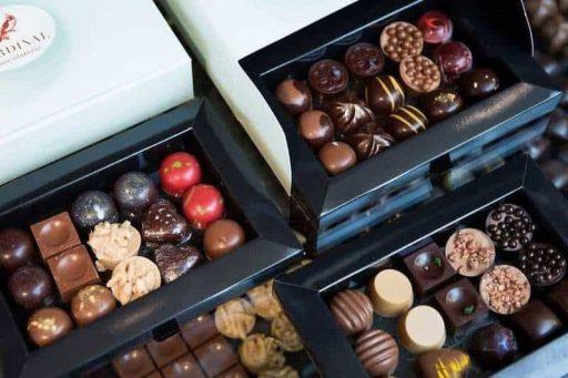 השוקולדים הנהדרים של אלי טראב