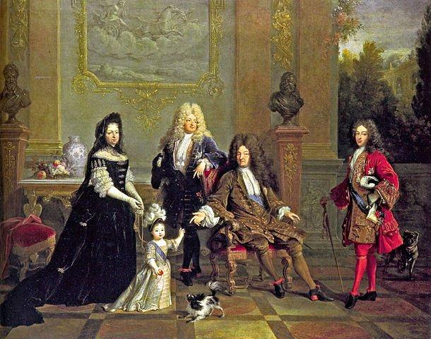 משפחת המלוכה הצרפתית