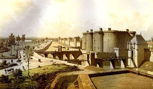 הבסטיליה – 8 דברים שלא ידעתם על המבצר המיתולוגי של פאריז