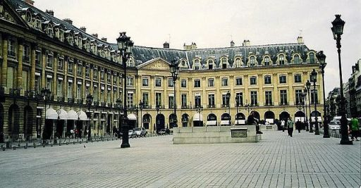 מלון ריץ מבט במחוץ (מקור צילום וויקיפדיה)