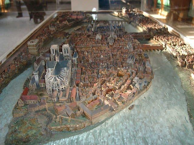 פריז בתקופת הרנסאנס