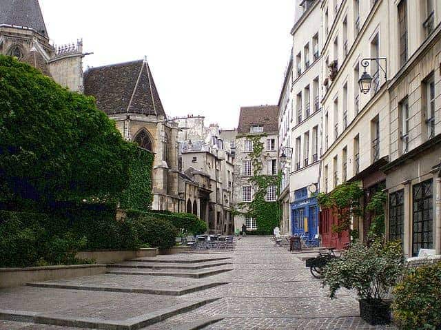 רחוב דה באר - מקור צילום ויקיפדיה