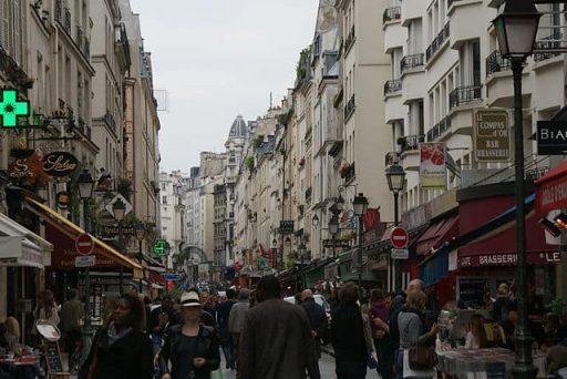 רחוב מונטרגיי