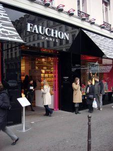 חנות של פושון בפריז