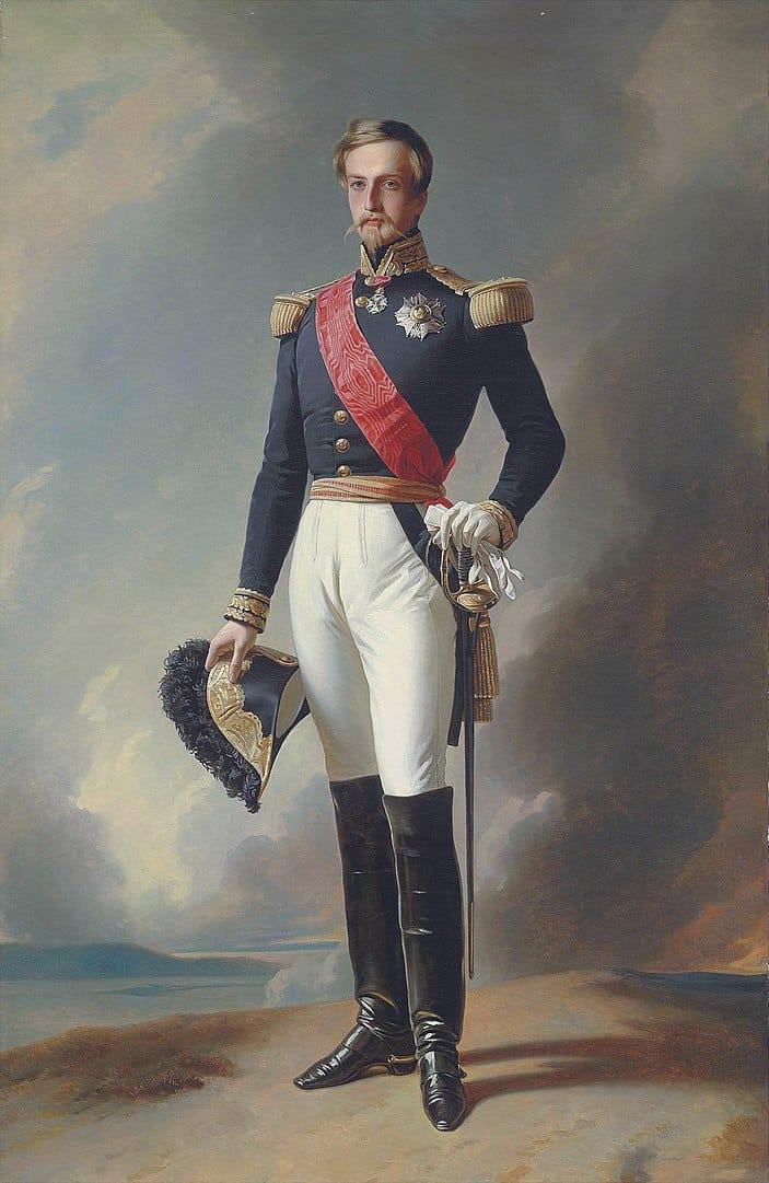 אנרי מאורליאן דוכס אומאל. האיש שהחזיר לטירת שאנטילי את הפאר שלה. מקור תמונה: ויקיפדיה.