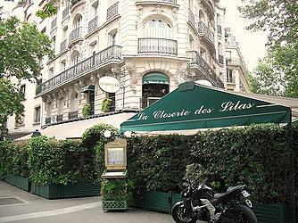 ה Closerie des Lilas