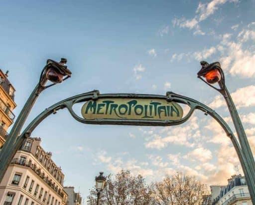 המטרו של פריז - קווים (לדמותו), כרטיסים וכל מה שרציתם לדעת