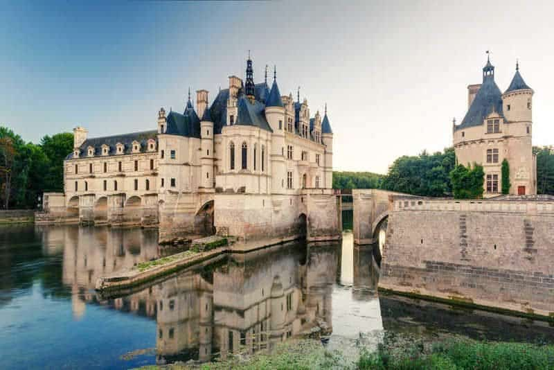ארמון שנונסו (Chenonceau)