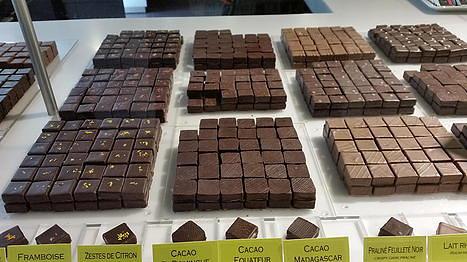 שוקולדים של Un Dimanche a Paris
