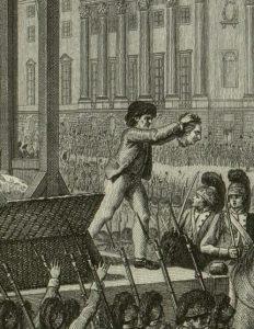 ההוצאה להורג של לואי ה-16
