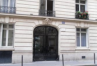 הבית של גרטרוד שטיין