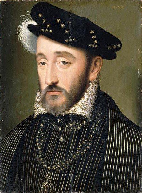 הנרי ה-2 מלך צרפת