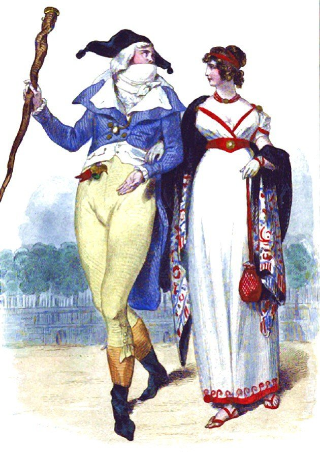 אחד מהמרוויה (הגבר משמאל) שעל שמו נקראת העוגה