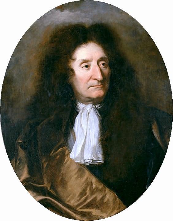 ז'אן דה לה פונטיין 1621-1695