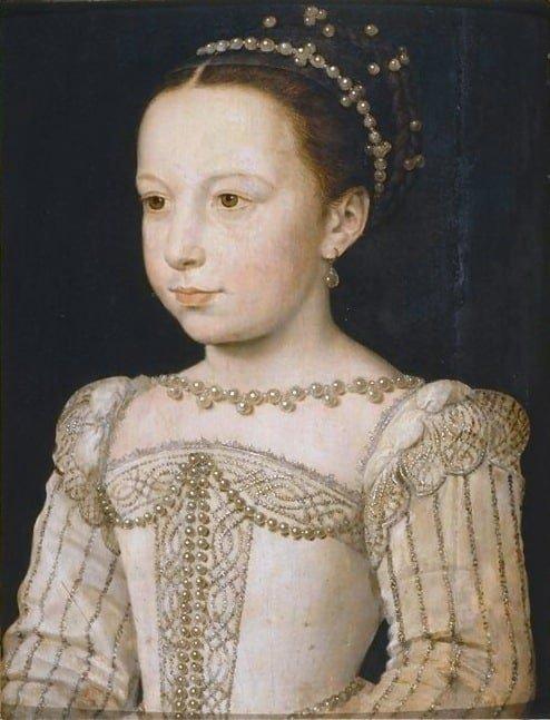 מרגריט דה וולואה בצעירותה
