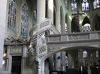 כנסיית Saint Etienne du mont