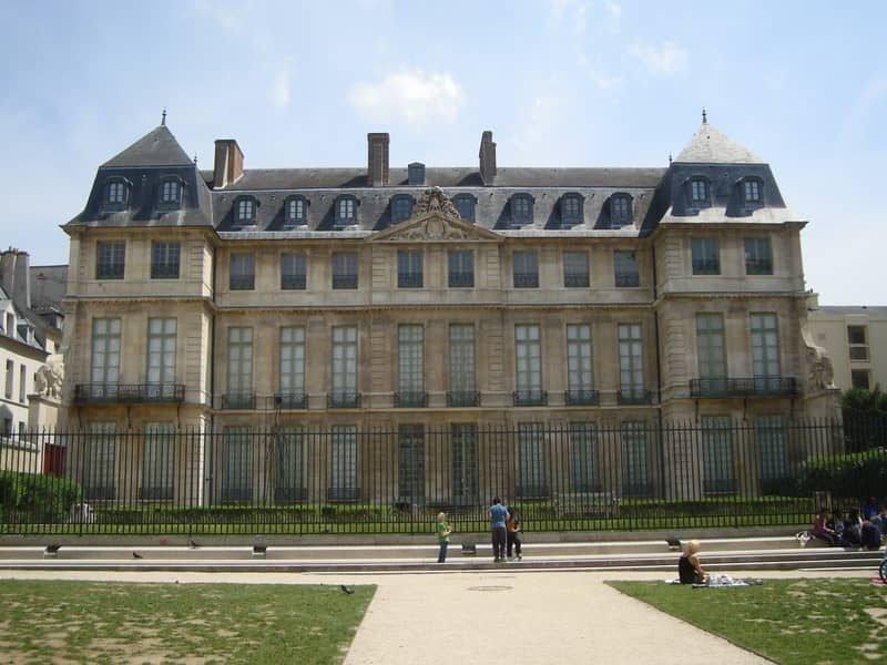 אוטל סאלה (היום מוזיאון פיקאסו). מקור צילום: ויקיפדיה.