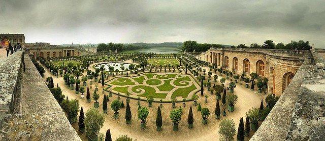 הגנים של ארמון וורסאי