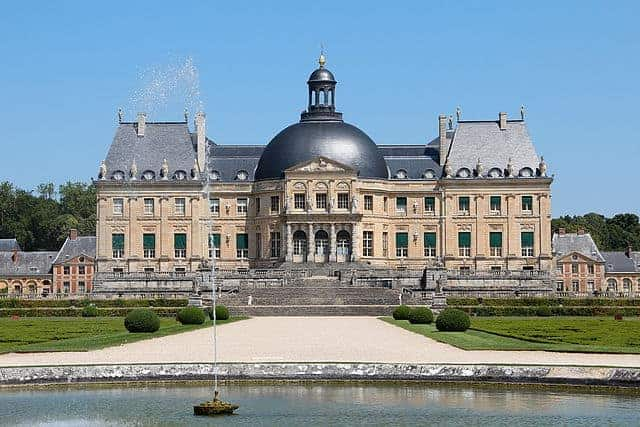 וו לה ויקונט (Vaux le Vicomte) – ההשראה לארמון וורסאי
