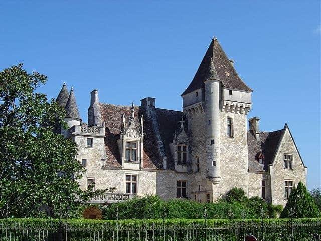 Chateau des Milandes מאת שירלי טוקר