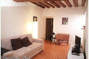 הסלון של הדירה
