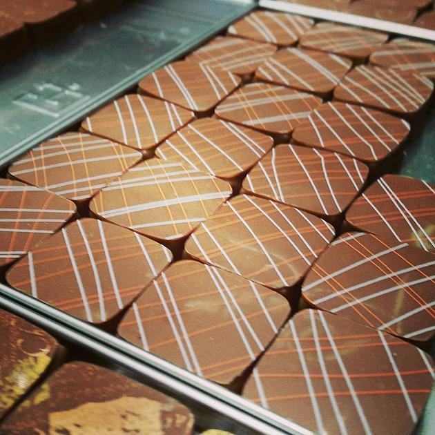 השוקולד של ז'אק ז'נין