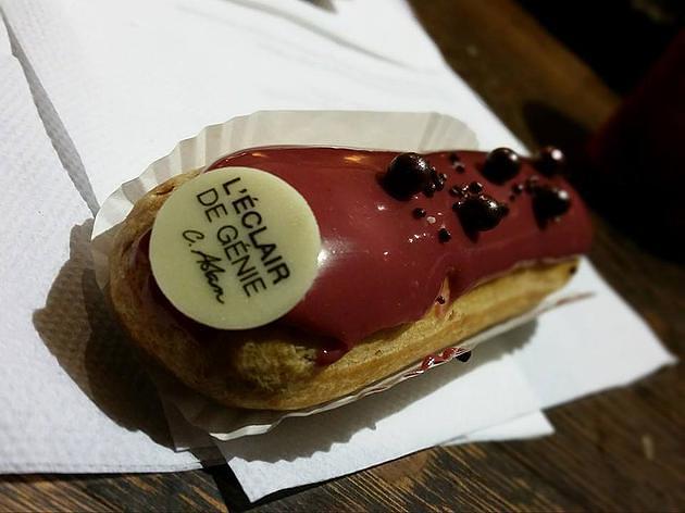 אקלר דה ז'ני