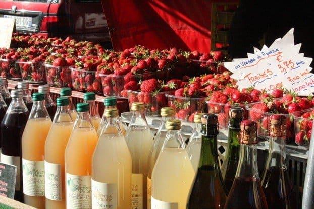 השוק של Edgar Quient - צילום הדר גבאי