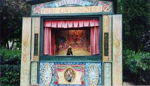 תיאטרון הבובות בשאנז אליזה