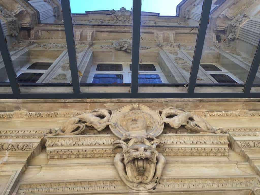 הכניסה לביתו של אלכסנדר דיומא בשאטו דה מונטה קריסטו.