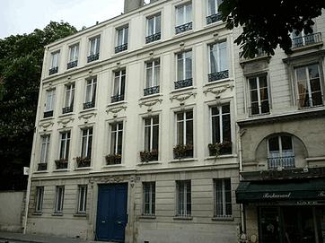 הבית בו התגוררה ג'וליה צ'יילד
