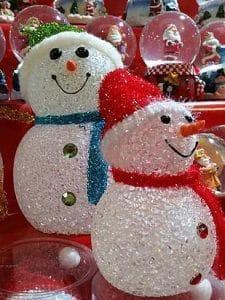 פריז בזמן חג המולד