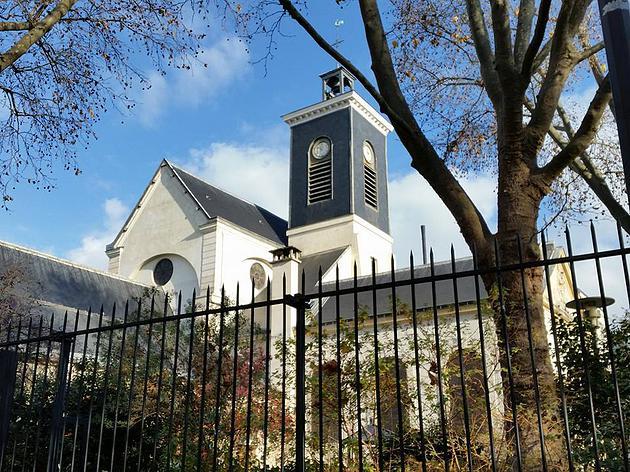 כנסיית סן מרגריט