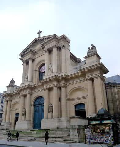 כנסיית סן רוש