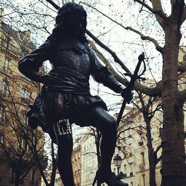 הפסל של טורן הצעיר