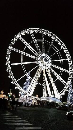 גלגל הענק בכיכר קונקורד