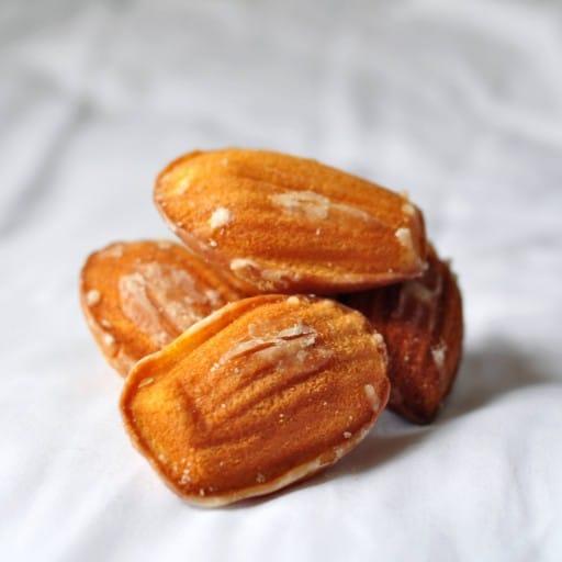 עוגיות המדלן של בלה סוכרה