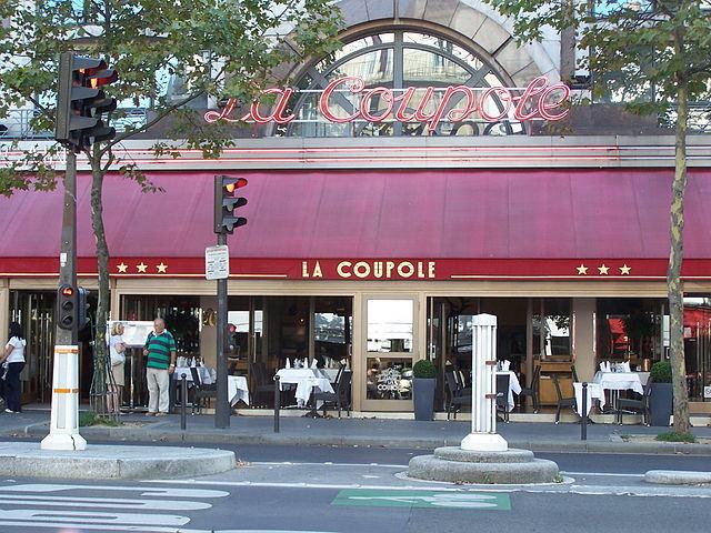 מסעדת לה קופול - מקור צילום וויקיפדיה