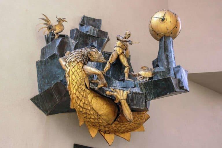 מגן הזמן – אטרקציה מפתיעה ברובע מכוער במרכז פריז מאת עמירם צברי