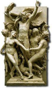 פסל הריקוד של קארפו
