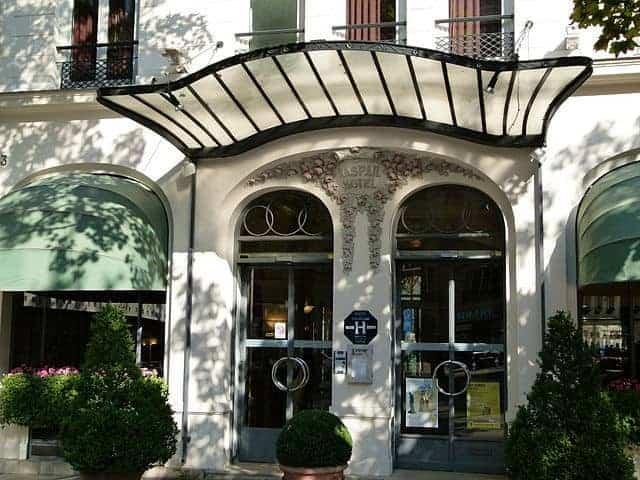 לינה בפריז - ממליץ דווקא לוותר על המלון