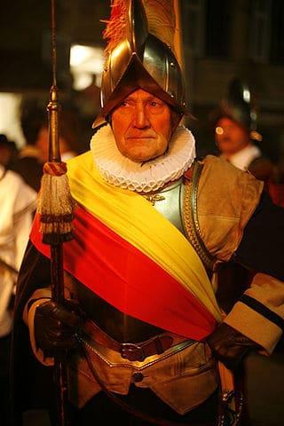 "L' Escalade – החג העירוני של ז'נבה מאת ד""ר שריאל בירנבאום"