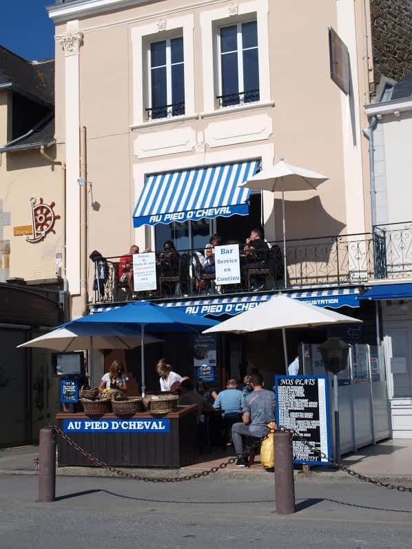 מסעדת AuPiedDecheval