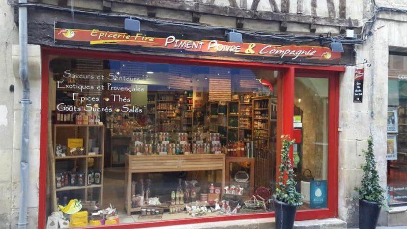 Epicerie Fine Piment Poivre