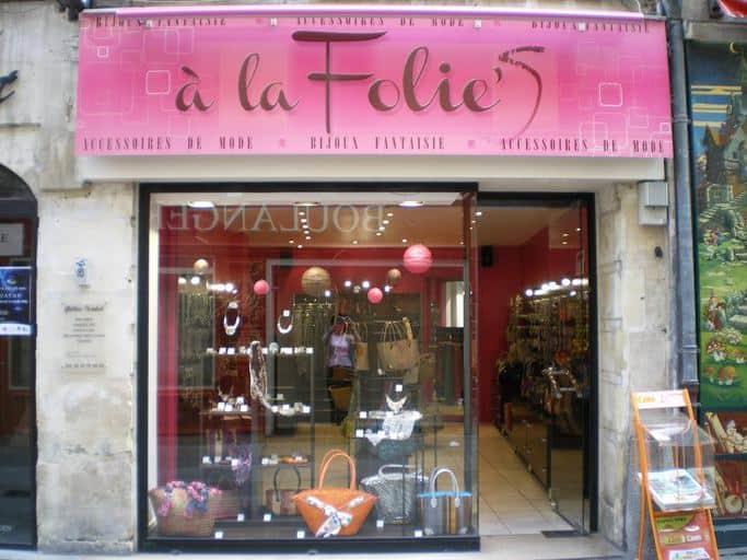 חנות La Folie