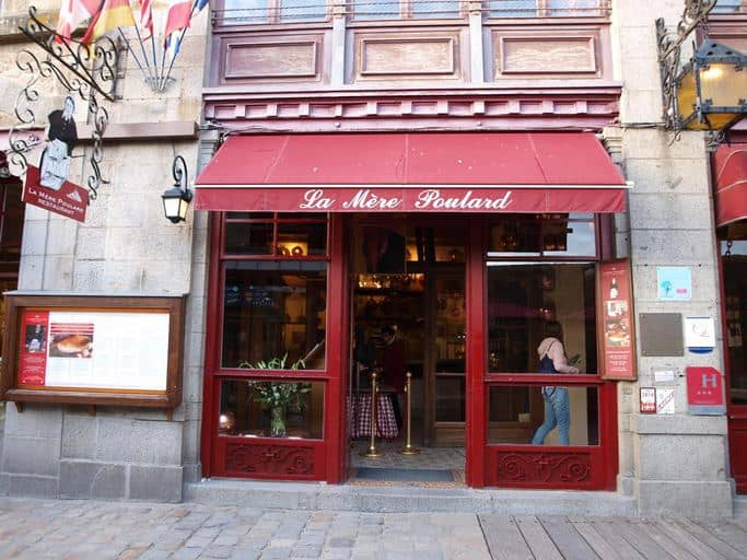 מסעדת La Mere Poullard