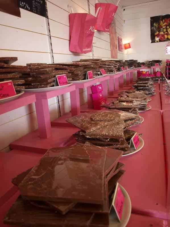 השוקולדים של Real Chocholate