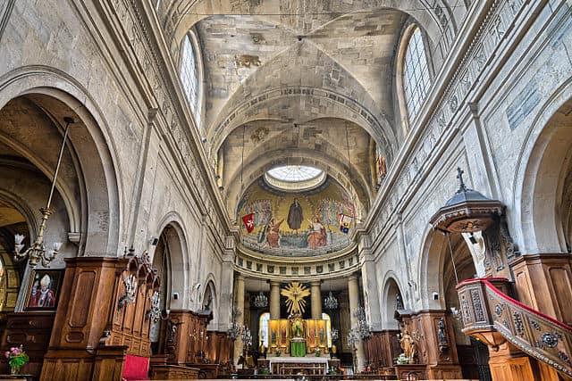 כנסיית Saint Elisabeth