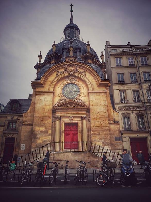 כנסיית Sainte Marie